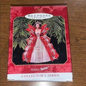 Hallmark keepsake holiday  Barbie